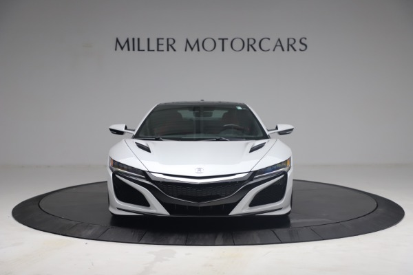 Used 2017 Acura NSX SH-AWD Sport Hybrid for sale $139,900 at Maserati of Greenwich in Greenwich CT 06830 12