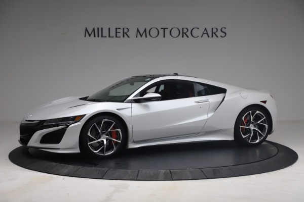 Used 2017 Acura NSX SH-AWD Sport Hybrid for sale $139,900 at Maserati of Greenwich in Greenwich CT 06830 2