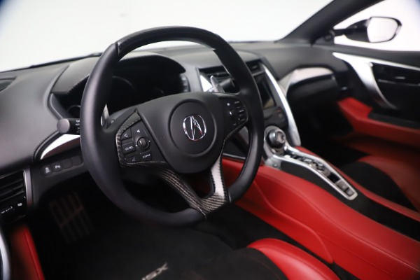 Used 2017 Acura NSX SH-AWD Sport Hybrid for sale $139,900 at Maserati of Greenwich in Greenwich CT 06830 20