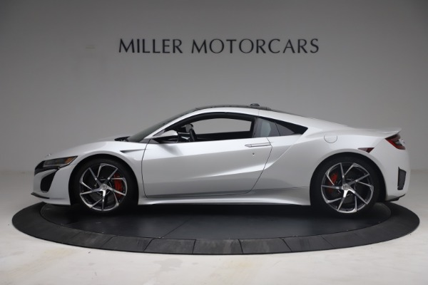 Used 2017 Acura NSX SH-AWD Sport Hybrid for sale $139,900 at Maserati of Greenwich in Greenwich CT 06830 3