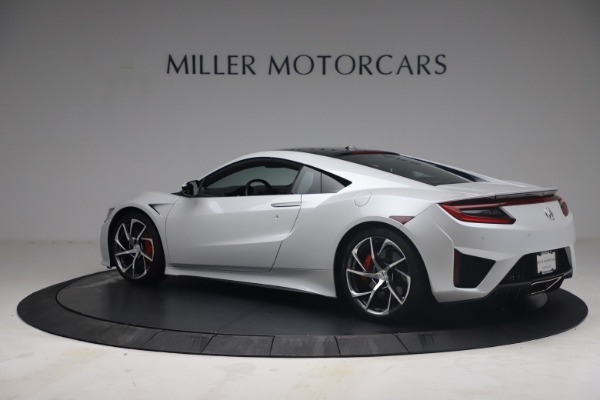 Used 2017 Acura NSX SH-AWD Sport Hybrid for sale $139,900 at Maserati of Greenwich in Greenwich CT 06830 4
