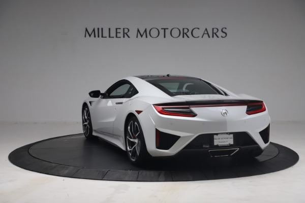 Used 2017 Acura NSX SH-AWD Sport Hybrid for sale $139,900 at Maserati of Greenwich in Greenwich CT 06830 5