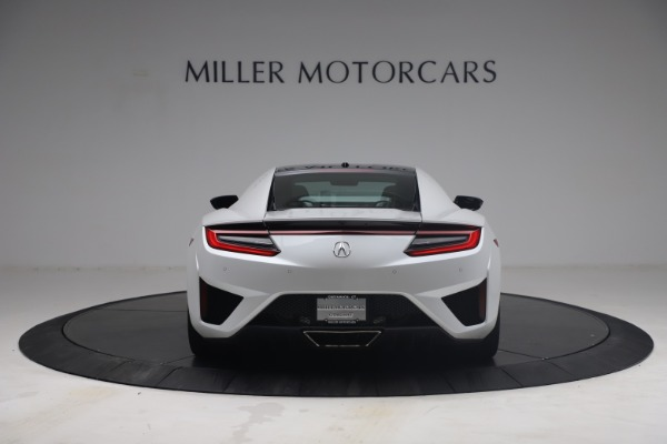 Used 2017 Acura NSX SH-AWD Sport Hybrid for sale $139,900 at Maserati of Greenwich in Greenwich CT 06830 6