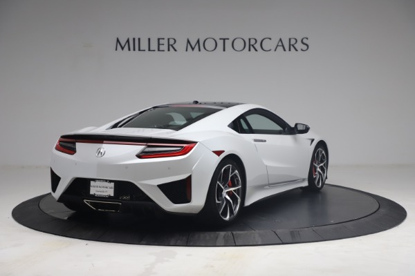 Used 2017 Acura NSX SH-AWD Sport Hybrid for sale $139,900 at Maserati of Greenwich in Greenwich CT 06830 7