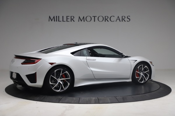 Used 2017 Acura NSX SH-AWD Sport Hybrid for sale $139,900 at Maserati of Greenwich in Greenwich CT 06830 8