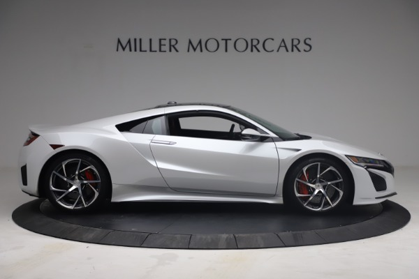 Used 2017 Acura NSX SH-AWD Sport Hybrid for sale $139,900 at Maserati of Greenwich in Greenwich CT 06830 9