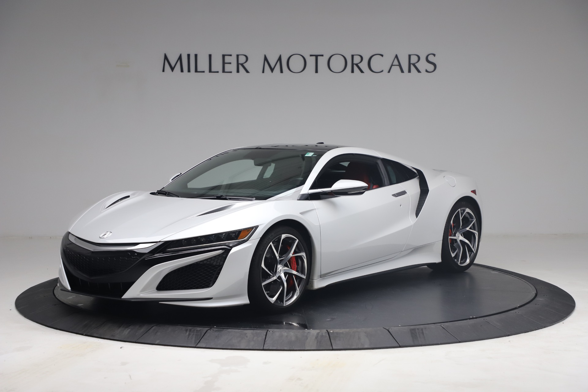 Used 2017 Acura NSX SH-AWD Sport Hybrid for sale $139,900 at Maserati of Greenwich in Greenwich CT 06830 1
