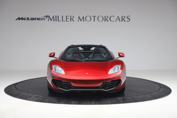 Used 2013 McLaren MP4-12C Spider for sale $134,900 at Maserati of Greenwich in Greenwich CT 06830 12