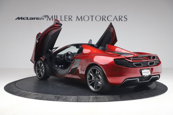 Used 2013 McLaren MP4-12C Spider for sale $134,900 at Maserati of Greenwich in Greenwich CT 06830 16