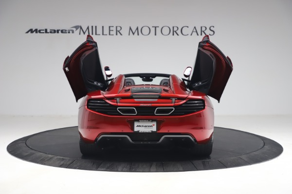 Used 2013 McLaren MP4-12C Spider for sale $134,900 at Maserati of Greenwich in Greenwich CT 06830 17