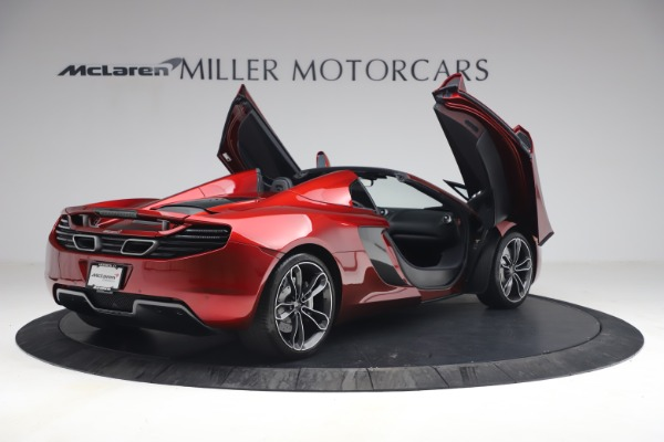 Used 2013 McLaren MP4-12C Spider for sale $134,900 at Maserati of Greenwich in Greenwich CT 06830 18