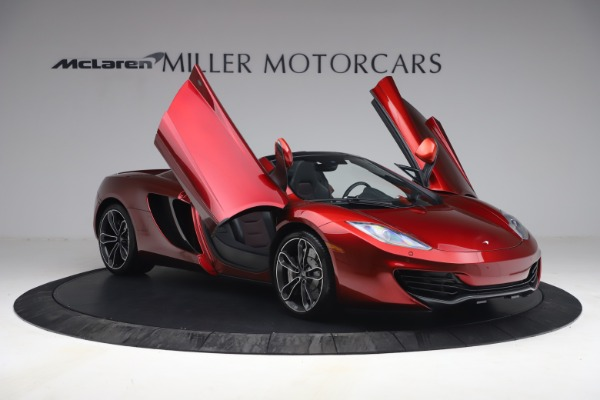 Used 2013 McLaren MP4-12C Spider for sale $134,900 at Maserati of Greenwich in Greenwich CT 06830 20