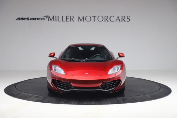 Used 2013 McLaren MP4-12C Spider for sale $134,900 at Maserati of Greenwich in Greenwich CT 06830 21