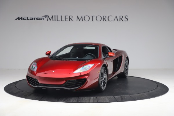 Used 2013 McLaren MP4-12C Spider for sale $134,900 at Maserati of Greenwich in Greenwich CT 06830 22