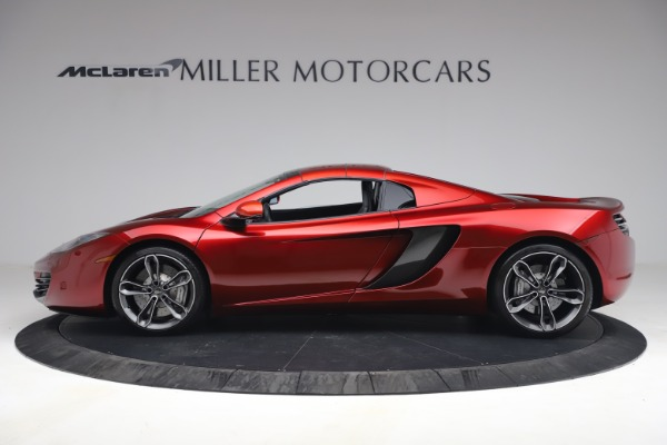 Used 2013 McLaren MP4-12C Spider for sale $134,900 at Maserati of Greenwich in Greenwich CT 06830 24