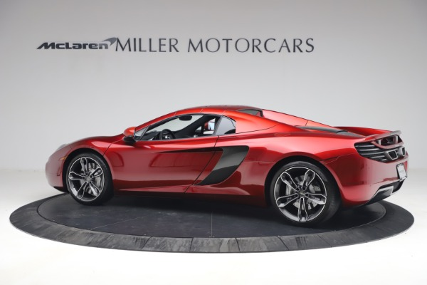 Used 2013 McLaren MP4-12C Spider for sale $134,900 at Maserati of Greenwich in Greenwich CT 06830 25