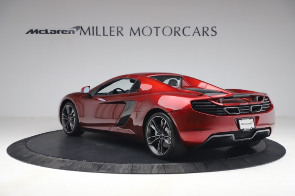 Used 2013 McLaren MP4-12C Spider for sale $134,900 at Maserati of Greenwich in Greenwich CT 06830 26