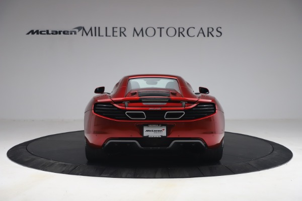 Used 2013 McLaren MP4-12C Spider for sale $134,900 at Maserati of Greenwich in Greenwich CT 06830 27