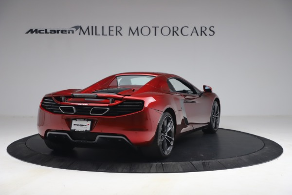 Used 2013 McLaren MP4-12C Spider for sale $134,900 at Maserati of Greenwich in Greenwich CT 06830 28