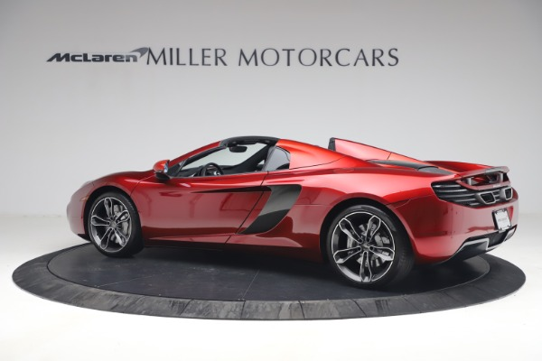 Used 2013 McLaren MP4-12C Spider for sale $134,900 at Maserati of Greenwich in Greenwich CT 06830 4