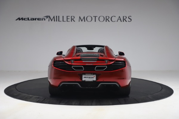 Used 2013 McLaren MP4-12C Spider for sale $134,900 at Maserati of Greenwich in Greenwich CT 06830 6