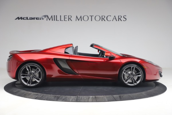 Used 2013 McLaren MP4-12C Spider for sale $134,900 at Maserati of Greenwich in Greenwich CT 06830 9