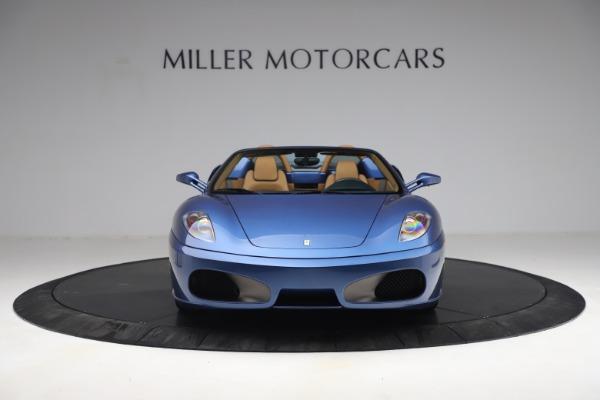 Used 2006 Ferrari F430 Spider for sale $139,900 at Maserati of Greenwich in Greenwich CT 06830 12