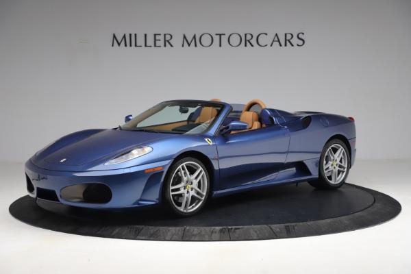 Used 2006 Ferrari F430 Spider for sale $139,900 at Maserati of Greenwich in Greenwich CT 06830 2
