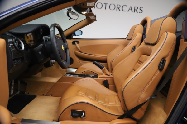 Used 2006 Ferrari F430 Spider for sale $139,900 at Maserati of Greenwich in Greenwich CT 06830 26