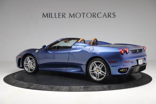 Used 2006 Ferrari F430 Spider for sale $139,900 at Maserati of Greenwich in Greenwich CT 06830 4