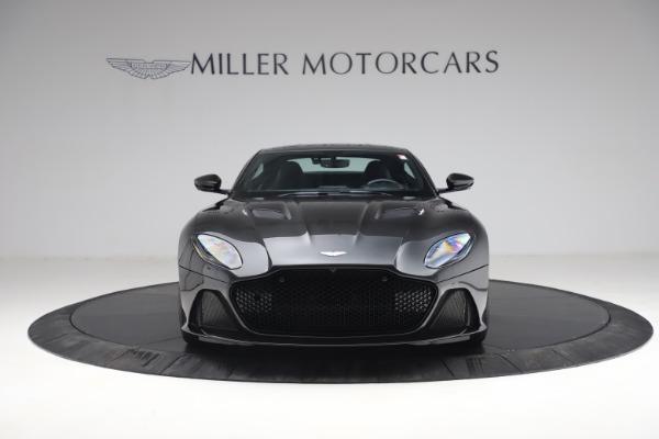 New 2021 Aston Martin DBS Superleggera 007 for sale $391,211 at Maserati of Greenwich in Greenwich CT 06830 11