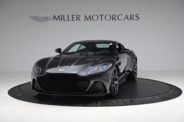 New 2021 Aston Martin DBS Superleggera 007 for sale $391,211 at Maserati of Greenwich in Greenwich CT 06830 12