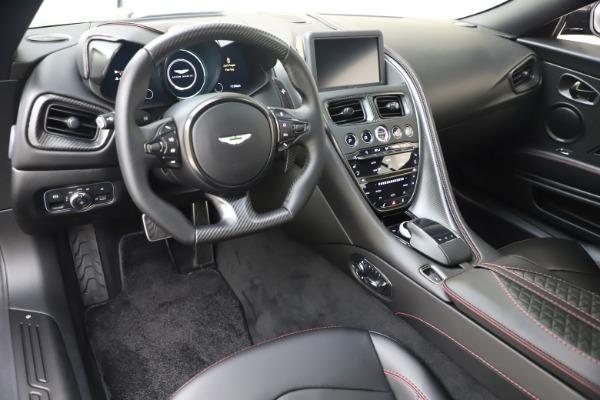New 2021 Aston Martin DBS Superleggera 007 for sale $391,211 at Maserati of Greenwich in Greenwich CT 06830 14
