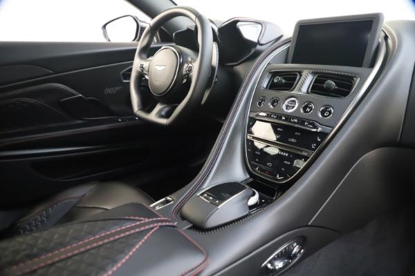 New 2021 Aston Martin DBS Superleggera 007 for sale $391,211 at Maserati of Greenwich in Greenwich CT 06830 17