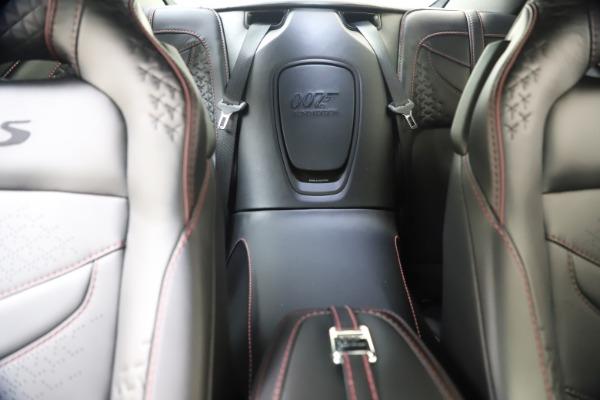 New 2021 Aston Martin DBS Superleggera 007 for sale $391,211 at Maserati of Greenwich in Greenwich CT 06830 18