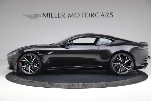 New 2021 Aston Martin DBS Superleggera 007 for sale $391,211 at Maserati of Greenwich in Greenwich CT 06830 2
