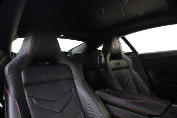 New 2021 Aston Martin DBS Superleggera 007 for sale $391,211 at Maserati of Greenwich in Greenwich CT 06830 23