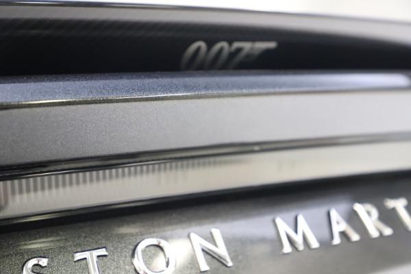 New 2021 Aston Martin DBS Superleggera 007 for sale $391,211 at Maserati of Greenwich in Greenwich CT 06830 25