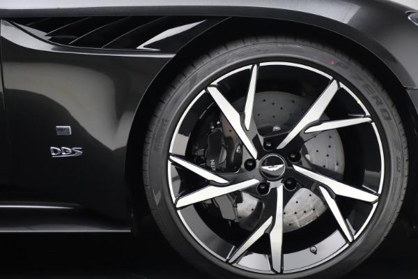 New 2021 Aston Martin DBS Superleggera 007 for sale $391,211 at Maserati of Greenwich in Greenwich CT 06830 27