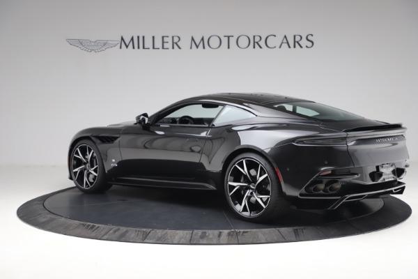 New 2021 Aston Martin DBS Superleggera 007 for sale $391,211 at Maserati of Greenwich in Greenwich CT 06830 3