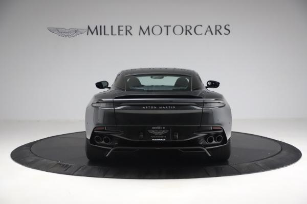 New 2021 Aston Martin DBS Superleggera 007 for sale $391,211 at Maserati of Greenwich in Greenwich CT 06830 5