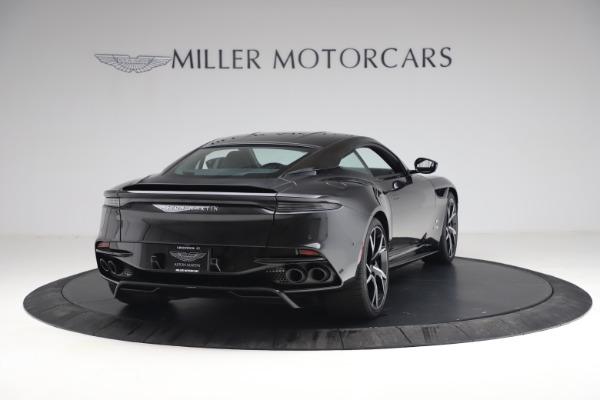 New 2021 Aston Martin DBS Superleggera 007 for sale $391,211 at Maserati of Greenwich in Greenwich CT 06830 6
