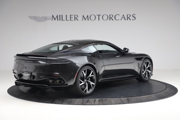 New 2021 Aston Martin DBS Superleggera 007 for sale $391,211 at Maserati of Greenwich in Greenwich CT 06830 7