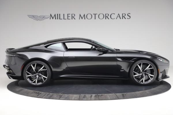 New 2021 Aston Martin DBS Superleggera 007 for sale $391,211 at Maserati of Greenwich in Greenwich CT 06830 8