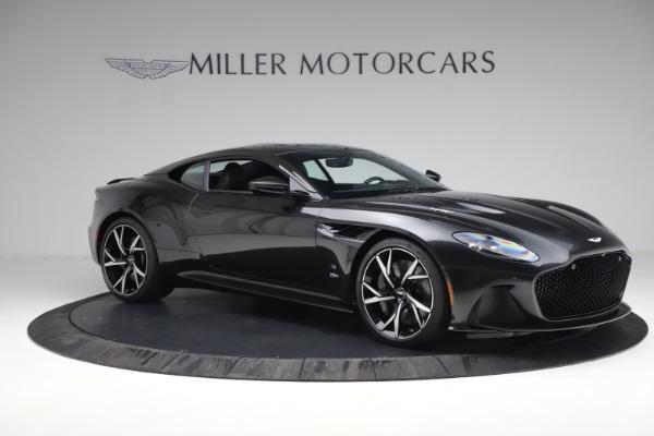 New 2021 Aston Martin DBS Superleggera 007 for sale $391,211 at Maserati of Greenwich in Greenwich CT 06830 9