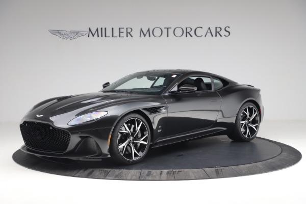New 2021 Aston Martin DBS Superleggera 007 for sale $391,211 at Maserati of Greenwich in Greenwich CT 06830 1