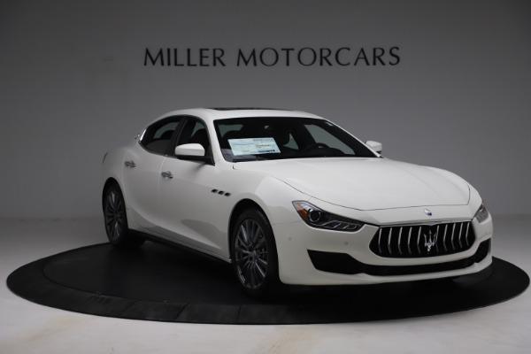 New 2021 Maserati Ghibli SQ4 for sale $85,804 at Maserati of Greenwich in Greenwich CT 06830 12