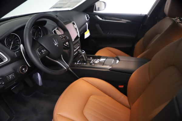 New 2021 Maserati Ghibli SQ4 for sale $85,804 at Maserati of Greenwich in Greenwich CT 06830 14