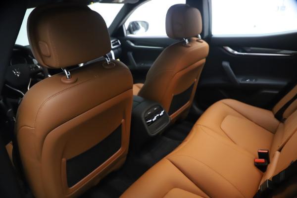 New 2021 Maserati Ghibli SQ4 for sale $85,804 at Maserati of Greenwich in Greenwich CT 06830 19