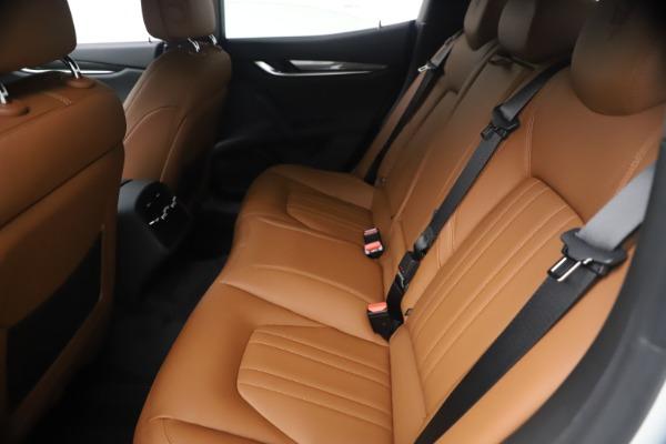 New 2021 Maserati Ghibli SQ4 for sale $85,804 at Maserati of Greenwich in Greenwich CT 06830 20